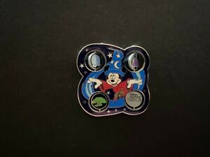 WDW-Sorcerer-Mickey-with-Park-Icons-Spinner-Disney-Pin-65969