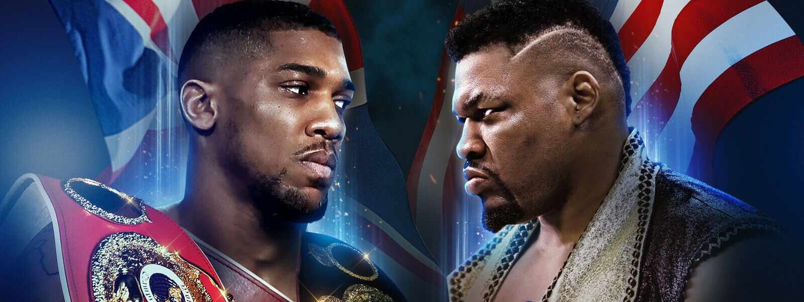 OFFICIAL Matchroom Boxing: Anthony Joshua vs Jarrell Miller