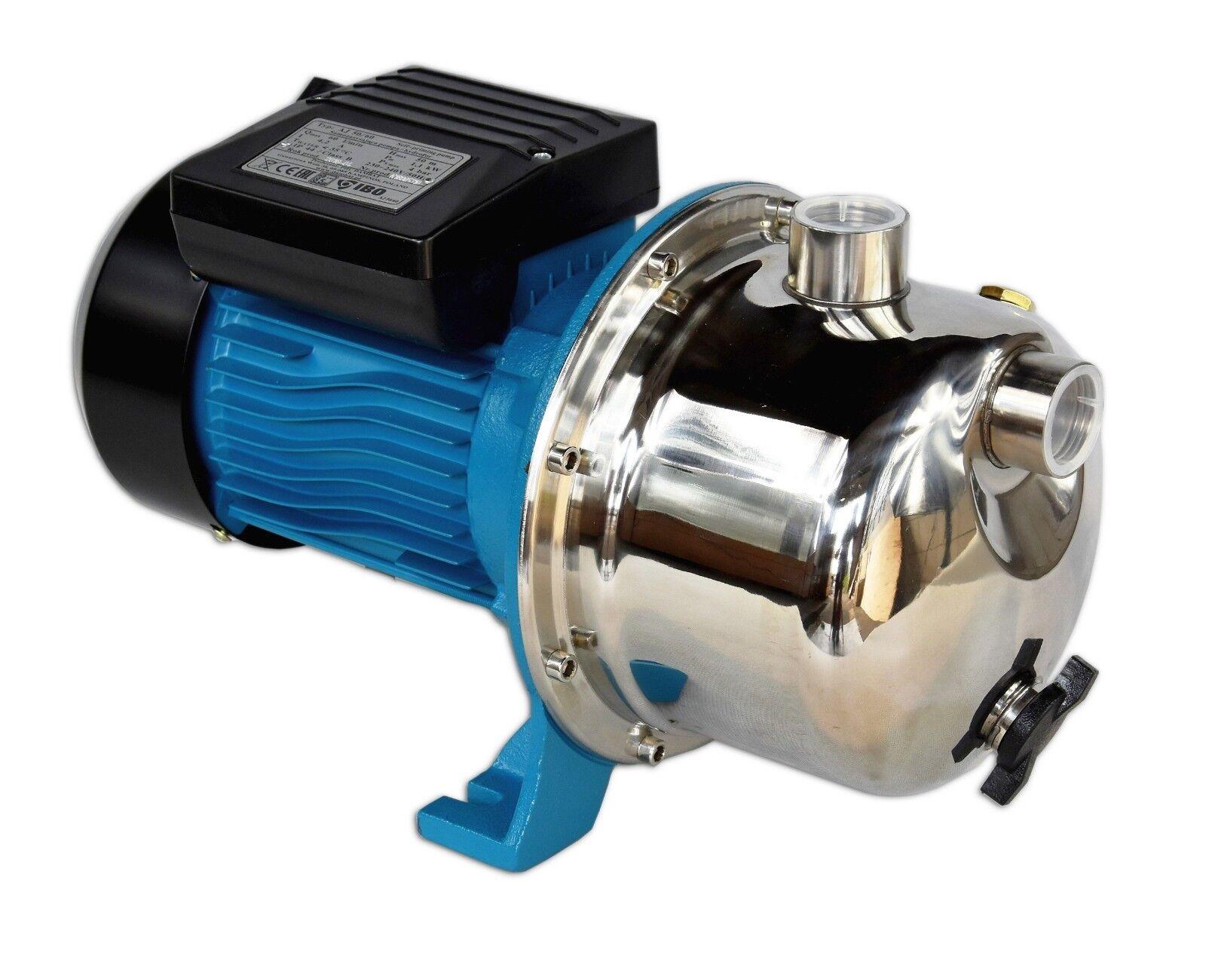 Ibo 2.5cm Aj50 60 1100w Elettrico Acqua Pompa Booster per Casa Well Garden Pond
