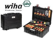 Wiha 44505 Vde 34 Piece Electricians Tool Case Tool Kit Ideal Starter Kit