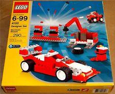 MAXIMUM WHEELS, Lego Vehicle Designer Set 4100, New in Sealed Box!