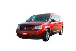 Auto-Ventshade-25037-Bugflector-II-Hood-Shield-2008-2010-Dodge-Grand-Caravan