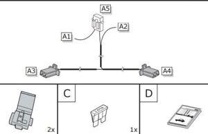 genuine mazda cx 3 cx 5 welcome illumination lights wiring. Black Bedroom Furniture Sets. Home Design Ideas