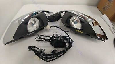 GM Complete Front Fog Lamp Kit 2018 Traverse 84339053 w ...