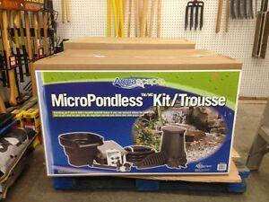 Aquascape 4x6 Micropondless Kit/Trousse 691045385605 | eBay