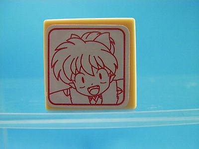 InuYasha SHIPPO MIROKU Japanese Style Stamp, Rumiko Takahashi Japanese Anime, JP