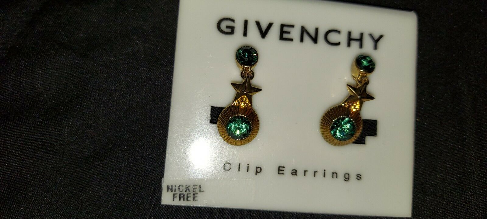givenchy clip earrings - image 6