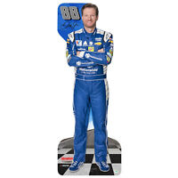 Dale Earnhardt Jr 88 Nascar Auto Racing Cardboard Cutout Standup Standee F/s