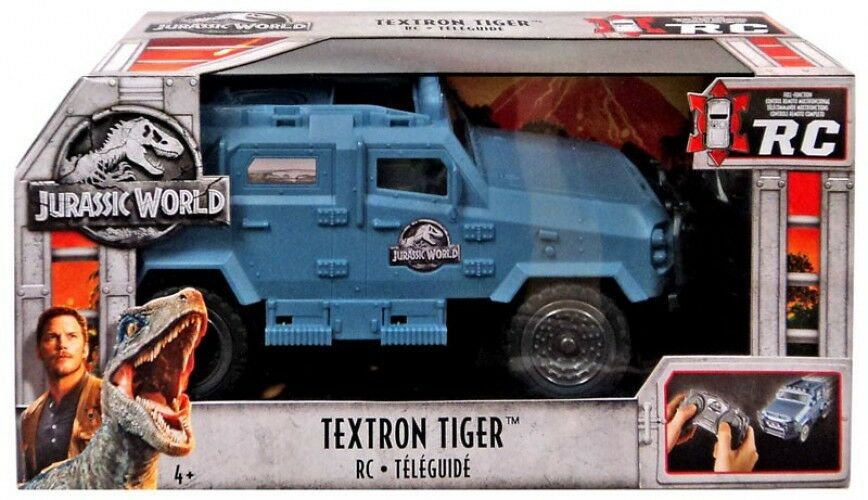 Jurassic World Textron Tiger R C Vehicle