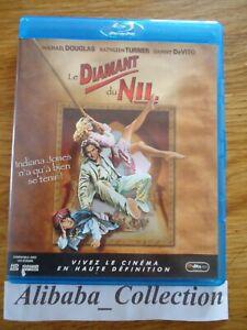 Blu-Ray-Bluray-el-Diamante-Del-Nil-Michael-Douglas-Turner-de-Vito