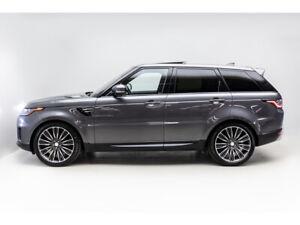 2018 Land Rover Range Rover Sport HSE ***DIESEL*** 7 Passenger / MERIDIAN AUDIO