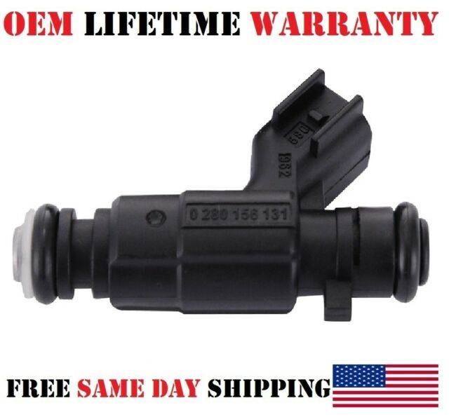 1Pc Reman OEM Bosch Fuel Injector 2004;05;06 Cadillac CTS