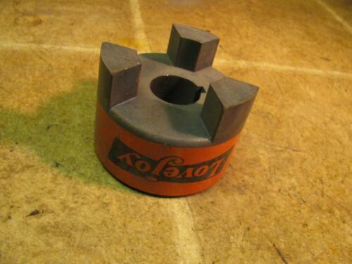 "Lovejoy L110-1.250 1-1//4/"" Bore Motor Pump Coupler Coupling Jaw Hub Half"