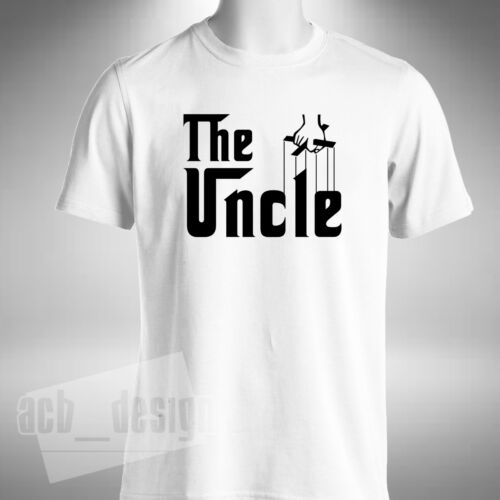 Uncle T-shirt Grandfather Style Birthday Christmas Gift Present Funny Joke