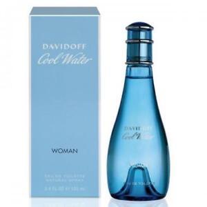 Cool-Water-Davidoff-Women-3-4-oz-100-ml-Eau-De-Toilette-Spray-NIB