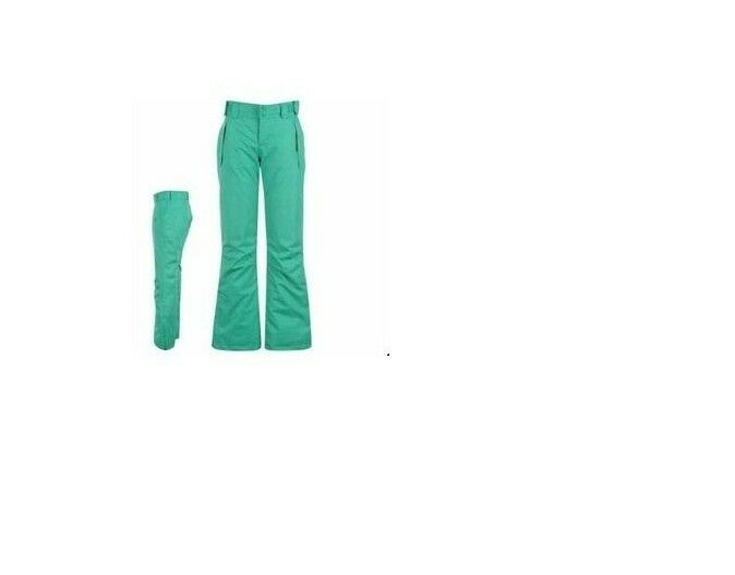 HOT TUNA SKI PANTS Womens  Salopettes Skiing SIZE 10(S) REF 5682^
