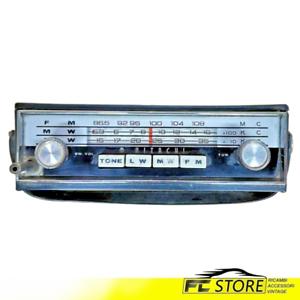 Radio-Hitachi-KM-9001-per-auto-d-039-epoca-e-portabile-a-batterie