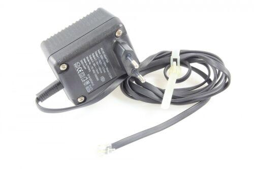 FE 4830 150G060 Netzteil mit Westernstecker inkl AC//AC Adapter Model No. MwSt.