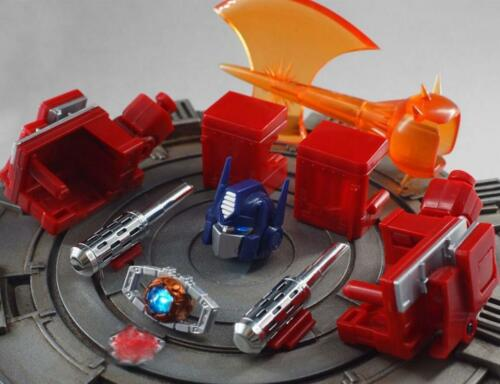 New ShadowFisher SF-M01A//B//C//M06 Upgrade kit for Transformers MP10 Optimus Prime