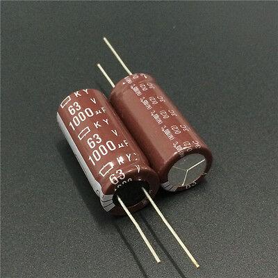 200pcs 270uF 35V NCC KY Series 8x20mm Low ESR 35V270uF Electrolytic Capacitor