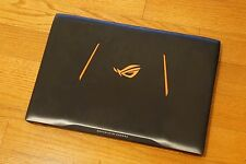 Gaming ASUS ROG GL502VT i7-6700HQ 2.6~3.6Ghz✔nVIDIA 970m✔12GB✔256M2 SSD✔Warranty