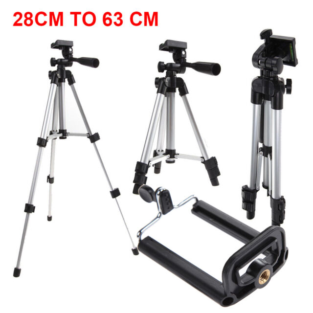 New Professional Smart Phone Camera Tripod Stand Holder For iphone samsung LG FH