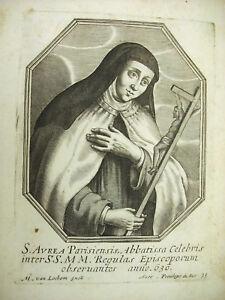 Sainte-Aurea-of-San-Millan-Michiel-Van-Lochom-Xviie-Duchess-D-039-Sting-1639