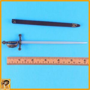 Sword /& Sheath 1//6 Scale TBLeague Action Figures Steampunk Red Sonja