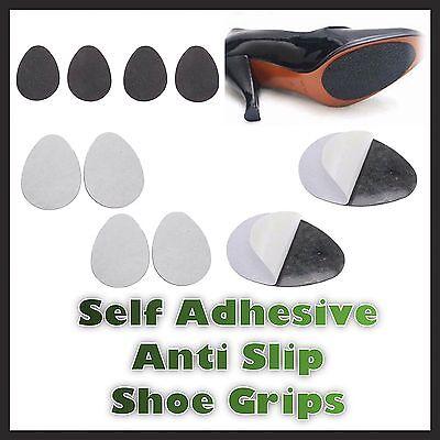 Auto-Adhesivo Antideslizante Almohadillas de Agarre pegar en zapatos Protector de Suela de goma antideslizante