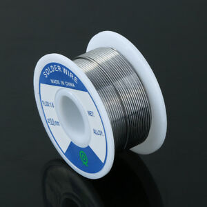 YOUSHARES 0.8mm Lead Free Solder Wire with Rosin Core for Electrical Repair S...
