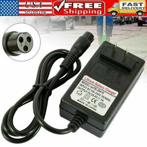 24V Fast Electric Scooter Battery Charger For RAZOR E500 S MX350 E300 E200 c