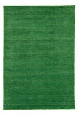 66x133 cm IC PORTLAND 25 dunkelgrau toller Flachgewebe Teppich Schurwolle