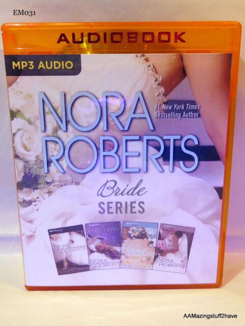 Nora Roberts - Bride Series: Books 1-4: Vision in White ...