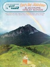 Over the Rainbow and 40 More Great Songs : E-Z Play Today Volume 74 (2015, Paperback)