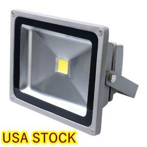 Dc12 24v 50w led flood light lamp outdoor spot light waterproof cold image is loading dc12 24v 50w led flood light lamp outdoor aloadofball Choice Image