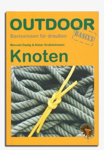 Geocaching Buch Klettern Grundlagen Knoten Technik T5 Baumklettern Anleitung
