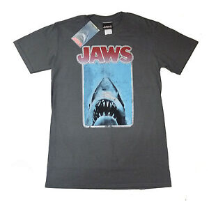 Jaws-OFFICIAL-Retro-Movie-Poster-Unisex-Quality-T-Shirt-up-to-2XL-16E