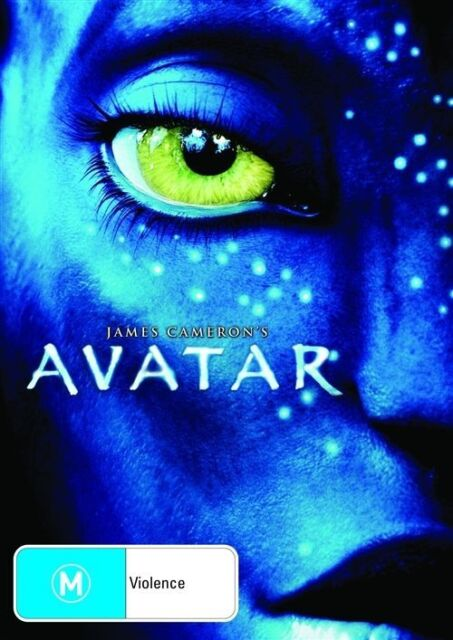 AVATAR (DVD, 2010) VGC - ACCLAIMED MOVIE FROM JAMES CAMERON
