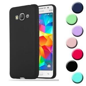 Coque Housse Silicone pour Samsung Galaxy GRAND PRIME Protection ...