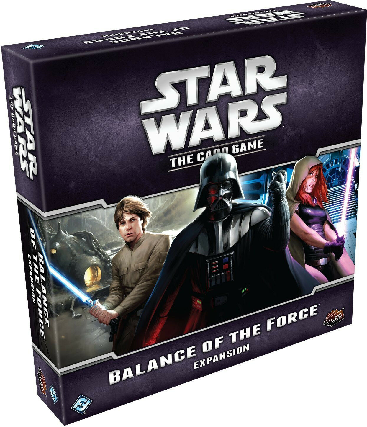 Star Wars Lcg  Balance of the Force Expansion by Star Wars