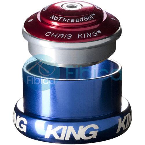 Nuevos Auriculares Chris King inserción 3 Rosca patriota Cónico 1 1 8 -1.5 44-49mm