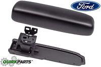 2004-2011 Ford Ranger Black Center Console Armrest Lid Pad & Bracket Hinge