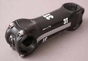 3T-Arx-Ltd-Stem-Road-Bike-Stem-110mm-31-8-Black-White-Decal-Used