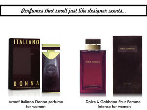 ITALIANO-DONNA-EDP-Pour-Femme-por-Armaf-UAE-3-3-OZ-approx-93-55-g-Lily-Jasmine-Musk-vainilla-etc
