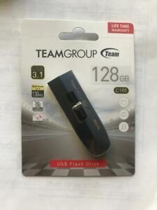 New Team Group C188 128GB USB 3.1 Flash Drive
