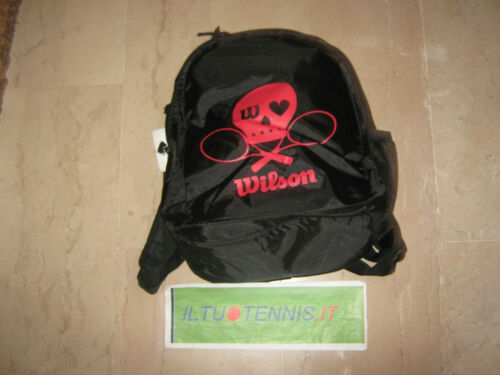 Backpack Wilson Junior Match Collection NEW-SHIP included.