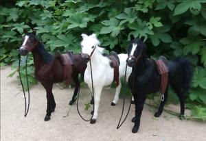 Cavallo GUERRA Cavallo 3 colori. 1//6 SOLDATO modello Mount