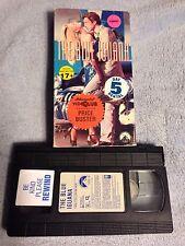 The Blue Iguana (1988) - VHS Video Tape - Action -Dylan McDermott-Jessica Harper