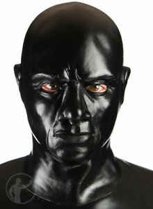 The mask latex mask