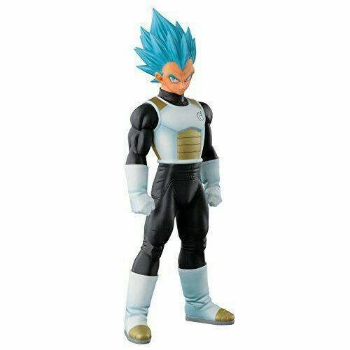 Anime Dragon Ball Super Saiyan God Vegeta Figure BANPRESTO Master Star Piece MSP